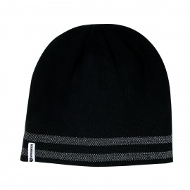 Sprighten Reflective Black Winter Beanie