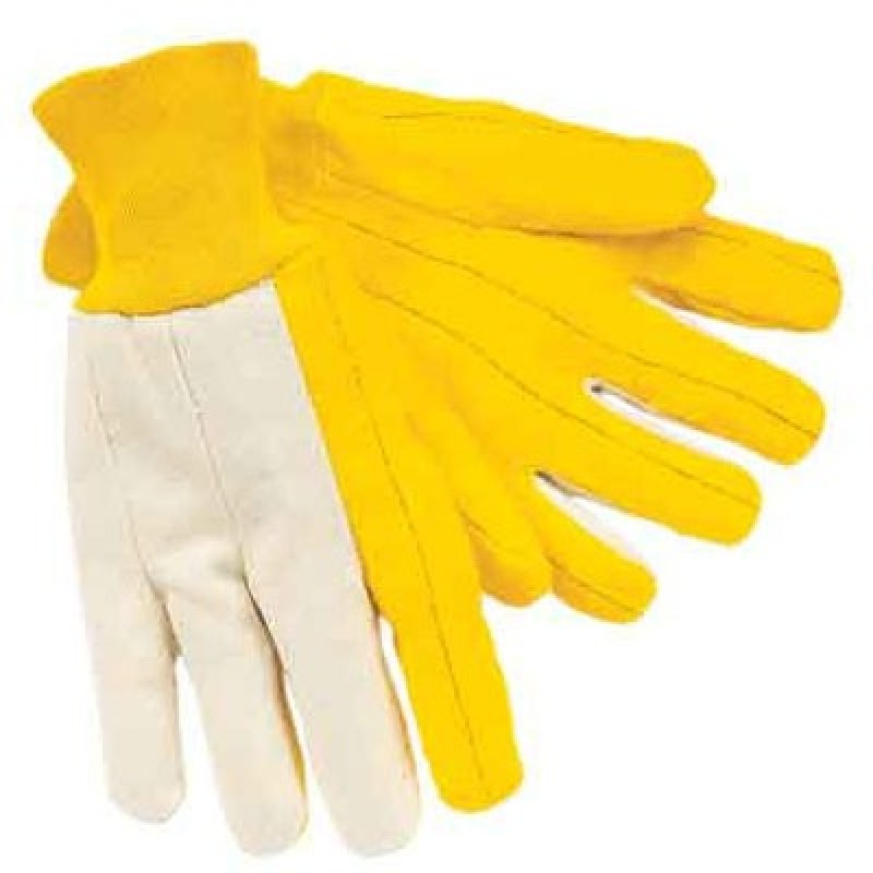 MCR Chore Gloves with Knit Wrist