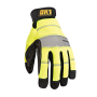 CoolCore OK-CCG350 Performance Gloves Yellow (2 PK)