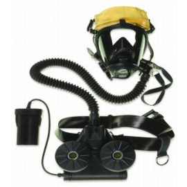 Honeywell 560002 SC420 CBRN PAPR Pre-Configured System with Lithium Sulfur Dioxide Battery