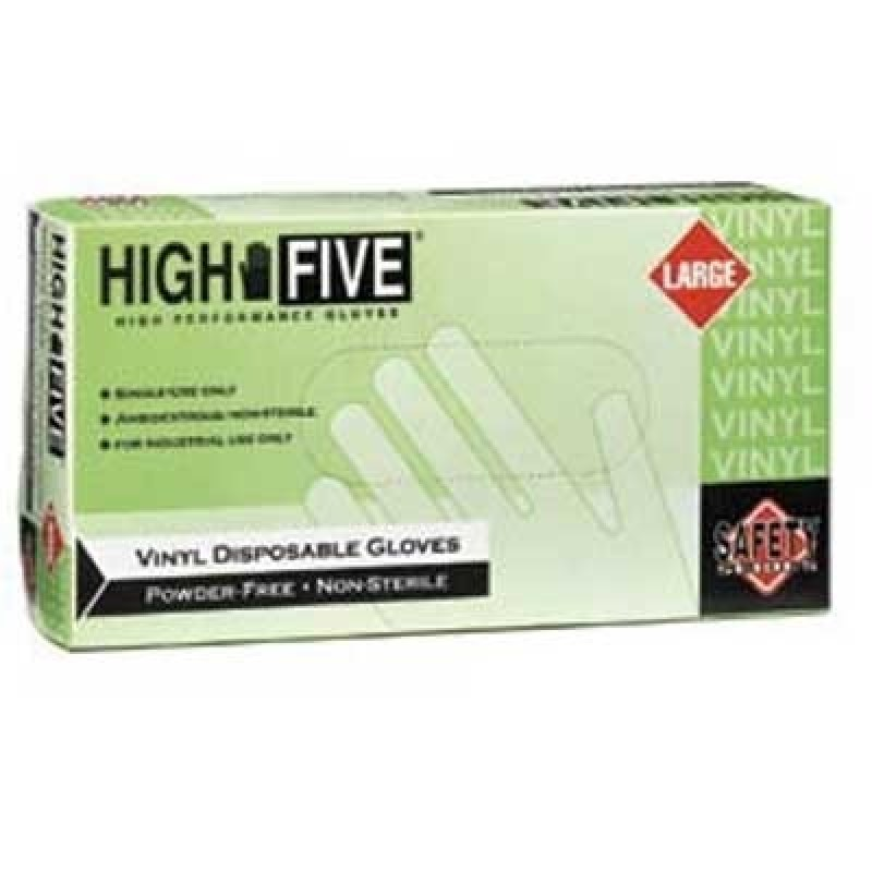 Ansell Microflex V28 Disposable Powder Free Vinyl Gloves 10 Boxes/Case