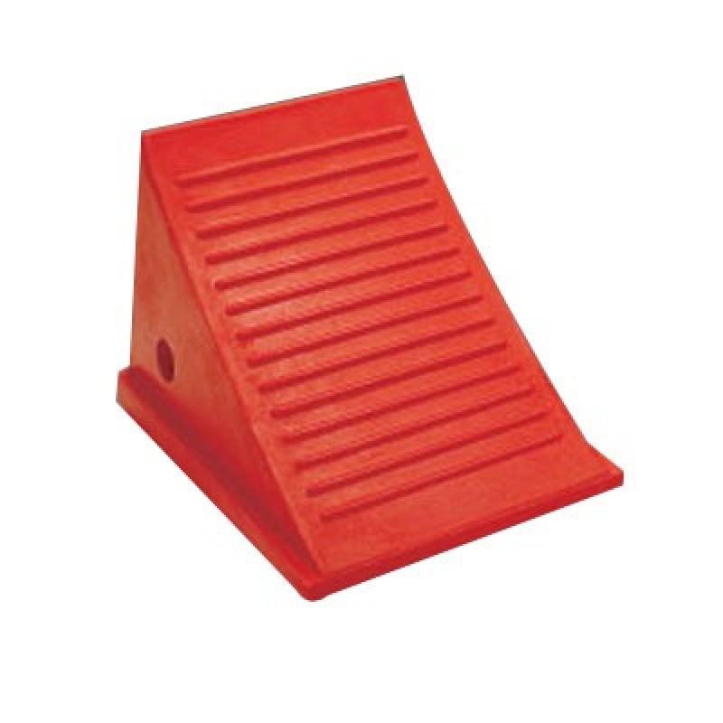Checkers UC1500-4.5 Urethane Wheel Chock-1500 Series