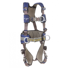 3M™ DBI-SALA® ExoFit NEX™ Construction Style Positioning/Climbing Harness 1113154, Medium