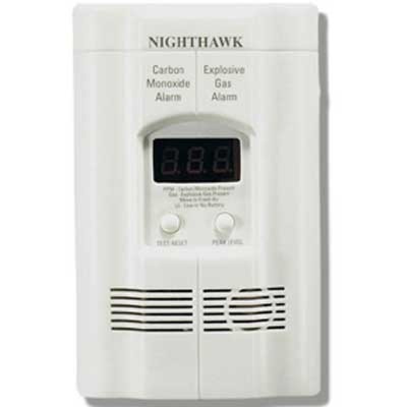 Brooks CO/Gas Combination Alarm