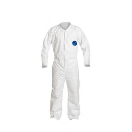 DuPont™ TY151S  Tyvek® 400 Disposable Coverall (25/Case)