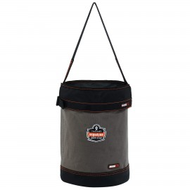 Ergodyne 14830 Arsenal 5930T Web Handle Canvas Hoist Bucket with Top