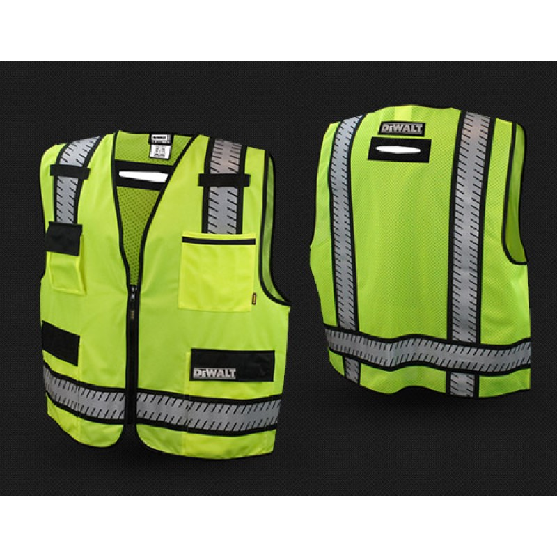 DeWalt Class 2 Safety Vests - Enviro Safety Products