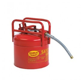 Eagle Safety Can 7/8 flexible hose D.O.T Approved Transport Type II