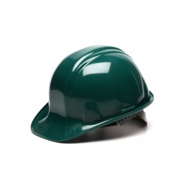 Pyramex HP14135 SL Series Hard Hat  Green Color - 16 / CS
