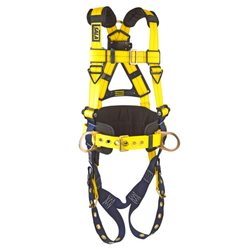 3M™ DBI-SALA® Delta™ Construction Style Positioning Harness 1101655, Large