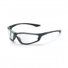 Radians KP6 Clear Gray Safety Glasses 12 PR/Box