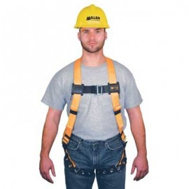 Titan Full Body Harness with Tongue Buckle Leg Straps