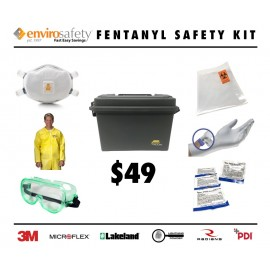 Fentanyl First Responder Safety Kit