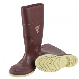"Tingley 93245.03 Premier Knee Boot Ht. 15"" Steel Toe Chevron Plus Outsole"