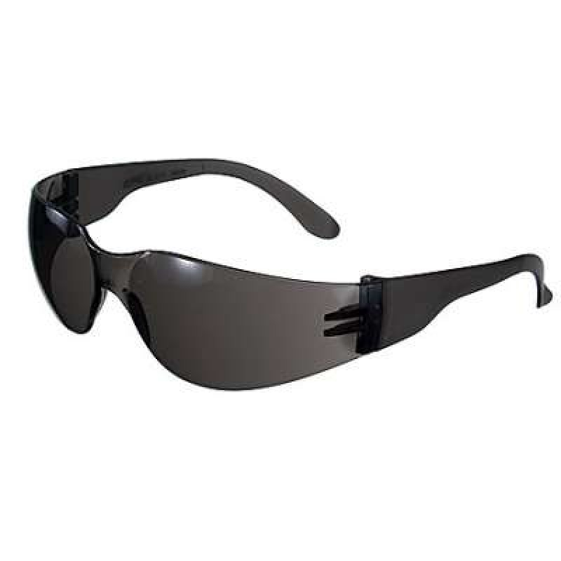 Radians Mirage MR0120ID Safety Glasses, Smoke Lens (1 PR)