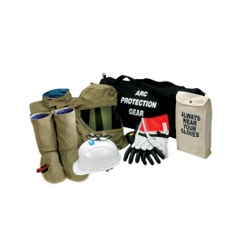 Chicago Protective AG44-CL 44 CAL Coat & Legging Arc Flash Clothing Kit