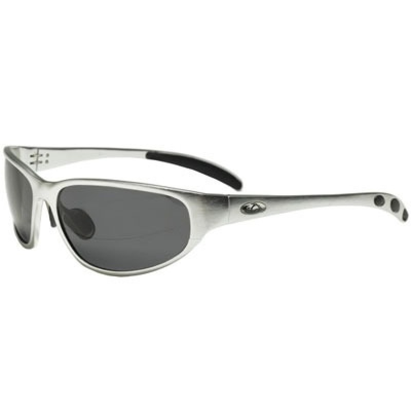 OCC304 Safety Glasses with 1236 Aluminum Frame and Gray Polarized Lens