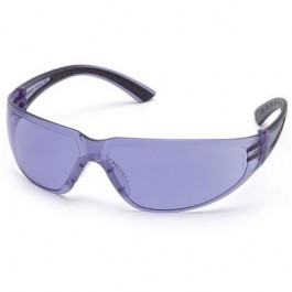Pyramex Cortez Safety Glasses-Purple Haze Lens