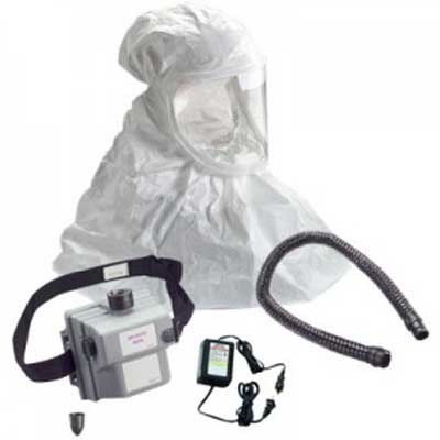 3m Air Mate 10 Papr System Assembly 3m Respirators 3mmam 10