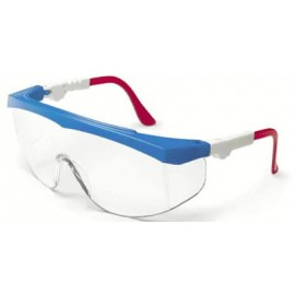 MCR Tomahawk Safety Glasses Clear Lens
