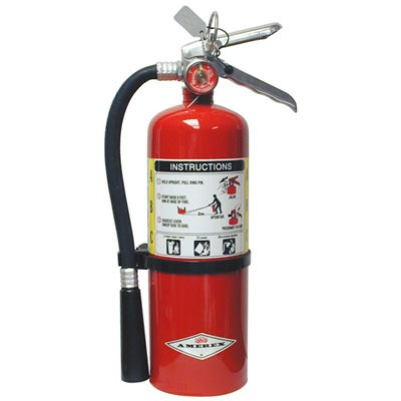 Amerex Dry Chemical Fire Extinguishers - 5 lb
