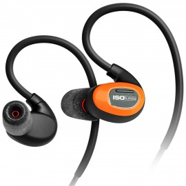 ISOtunes PRO™ IT-09 Bluetooth Noise-Isolating Earbuds – Volume Limited