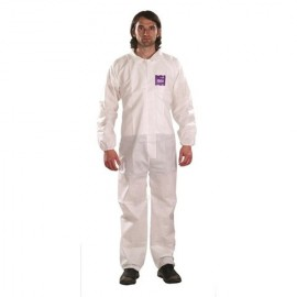 Ansell MicroChem AlphaTec Coveralls 68-1500 Model 100 (25/Case)