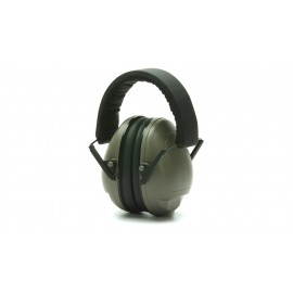 Pyramex PM9011 Ear Muff Gray Color One Size - 1 EA