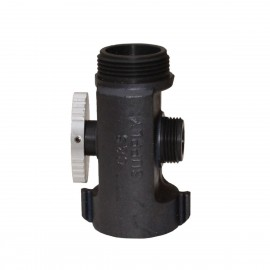 C & S Supply TV1510 NH-NP T-Valve