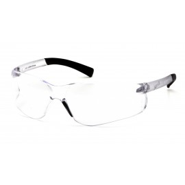 Pyramex Safety - Ztek Readers - Clear Frame/Clear + 2.0 Lens Polycarbonate Safety Glasses - 6 / BX