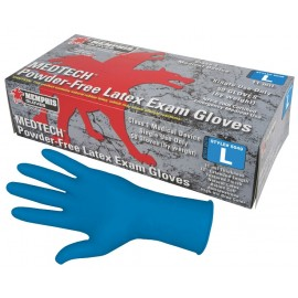 MCR 5049 Med Tech Powder Free Latex Exam Gloves 11 Mil