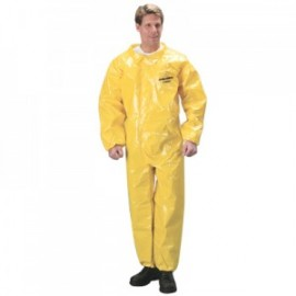 DuPont™ BR125T YL Tychem 9000 BR Coveralls 2/Case