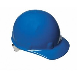 Honeywell Fibre-Metal E-2 Cap E2RW71A000 Ratchet Cap Style Hard Hat  Blue