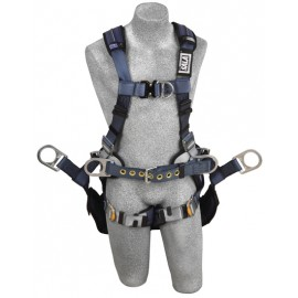 3M™ DBI-SALA® ExoFit™ XP Tower Climbing Harness 1110301, Medium