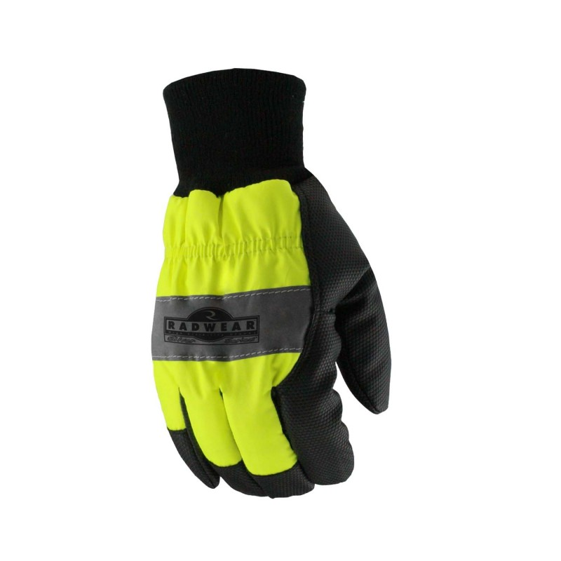 Radians RWG800 Radwear® Silver Series  Hi-Visibility Thermal Lined Glove (12 Pair)