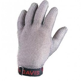 Honeywell Whiting + Davis A515 D Stainless Steel Mesh Glove - Full Hand (1 Glove)