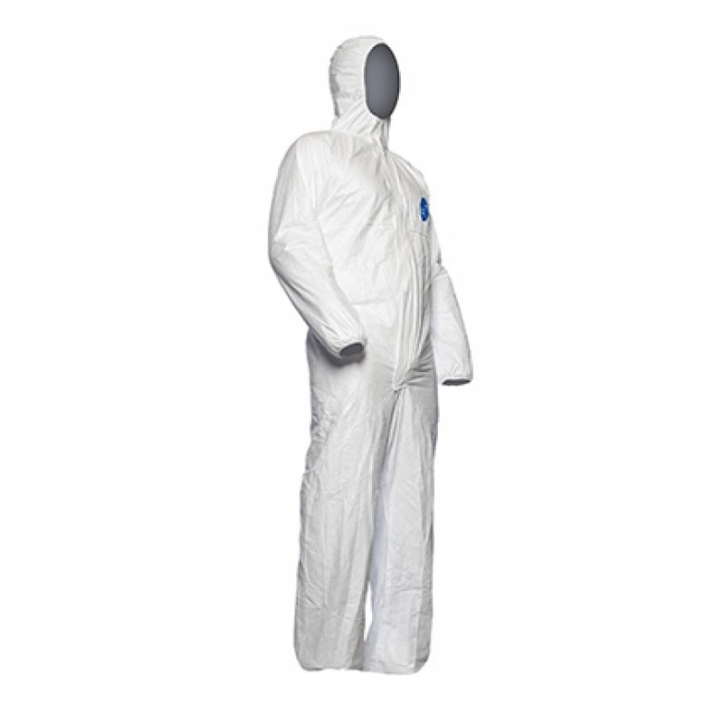 DuPont™ Tyvek® 500 TY198SWH Disposable Coverall (25 Case)