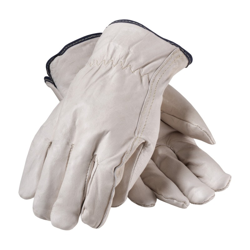 Premium Grade Top Grain Leather Thermal Lined Glove - Straight Thumb