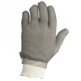 Honeywell Stainless Steel Mesh Glove - Metal Spring Cuff