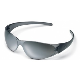 MCR Checkmate Safety Glasses  1236 Mirror Lens 1/DZ