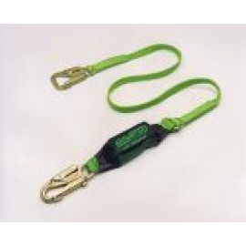 Miller BackBiter Tie-Back Safety Lanyard-Twin Leg