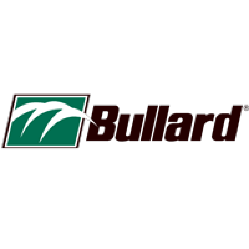 Bullard C35 35FGP 6pt. Pinlock Classic Extra Large Full Brim w/Accessory Slots Forest Green Hard Hat 20/Case
