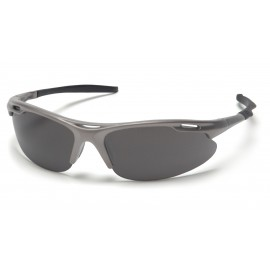 Pyramex  Avante  Gun Metal Frame/Gray Lens  Safety Glasses  12/BX