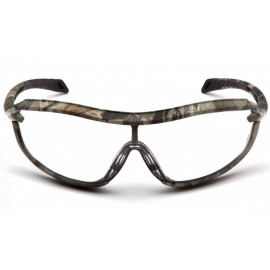 Pyramex XS3 Real Tree Hw Frame/Clear Lens