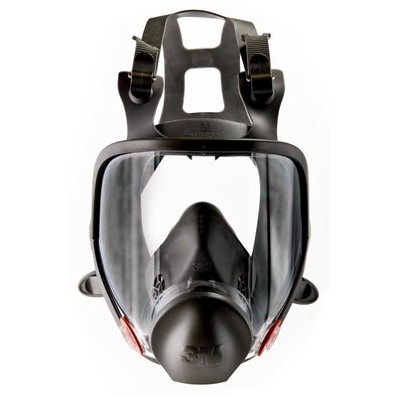 3m 6800 full face vapor dust mask