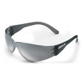 MCR Checklite Safety Glasses 1236 Mirror Lens 1/DZ