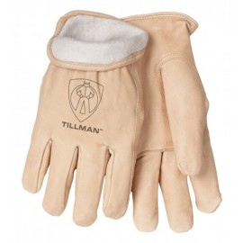 Tillman 1412 Fleece Lined Winter Drivers Glove 1 Pair