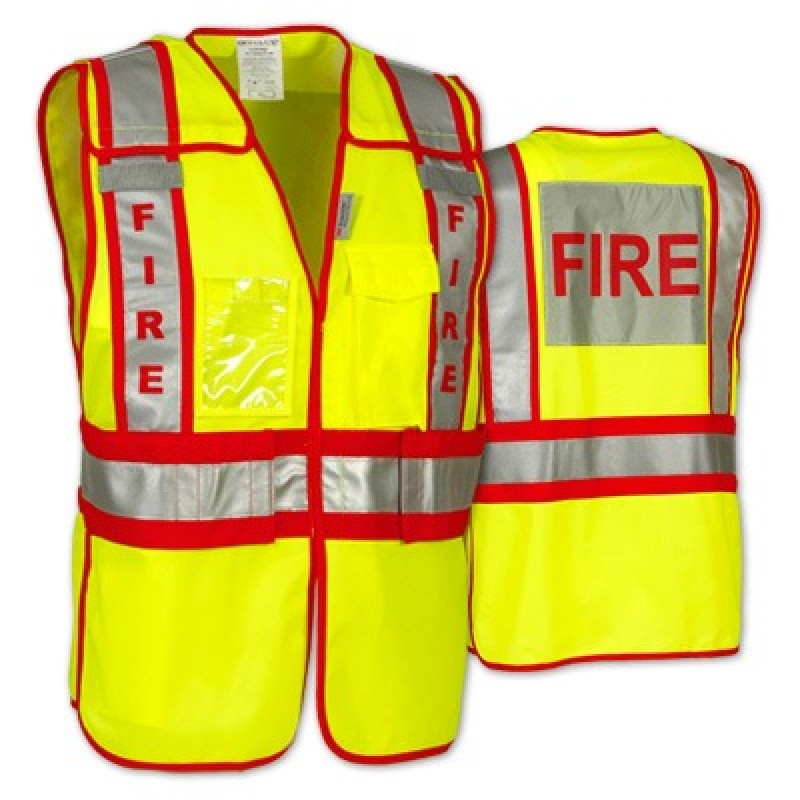 OccuLux Fire Public Safety Vest