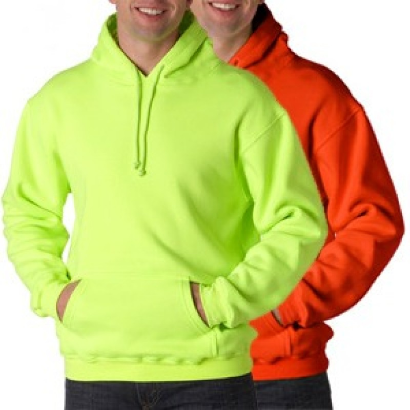 Bayco High Visibility Sweatshirt with Hood