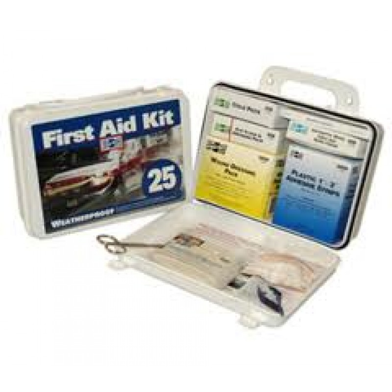 Basic Medical 25 Person First Aid Kit